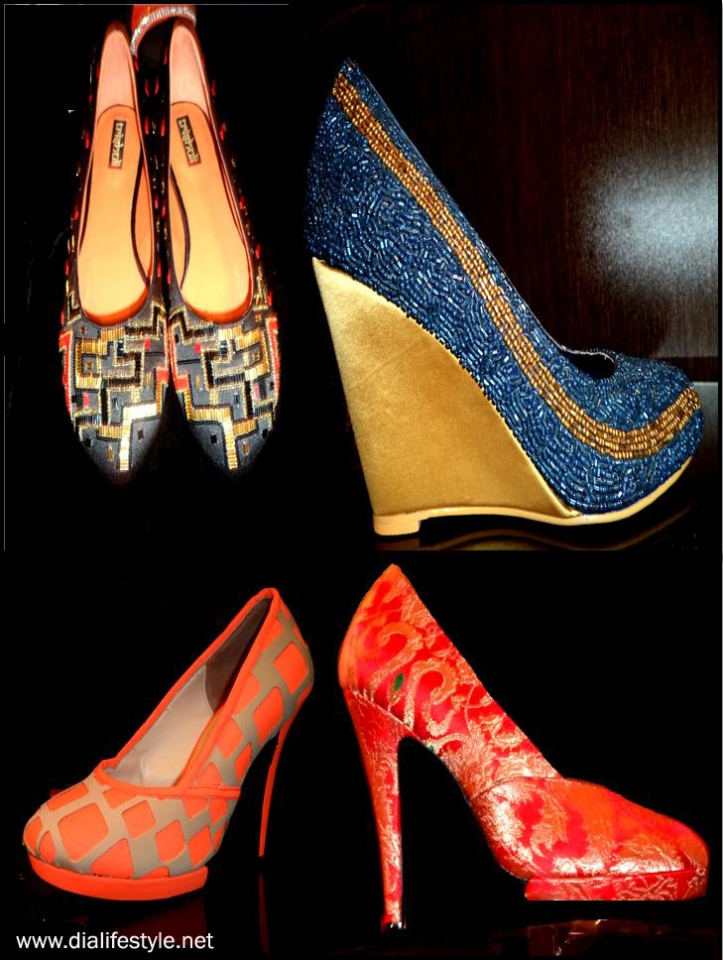 Shoes to die for @ Trishuli
