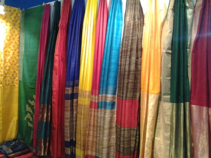 Handloom Saris