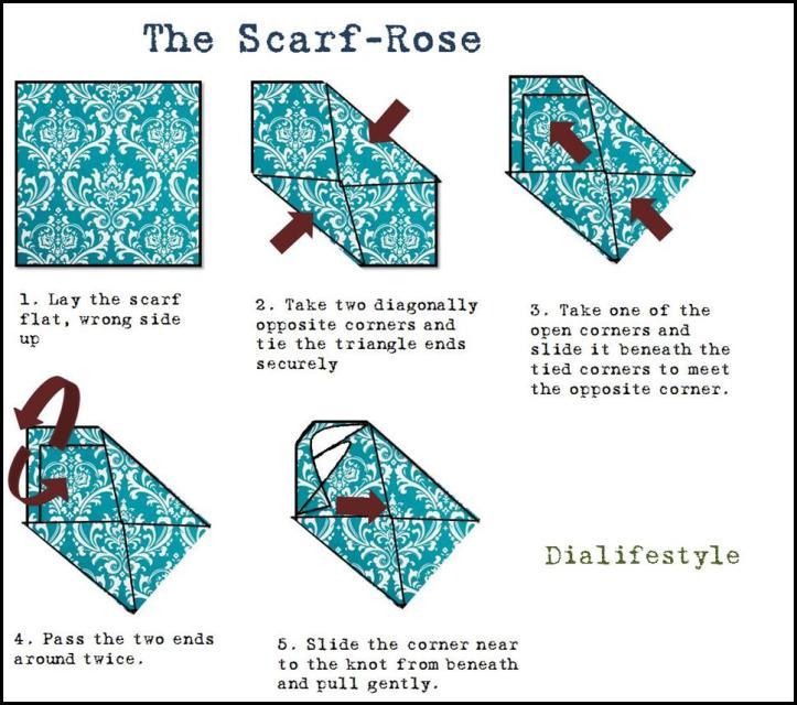 rose scarf2