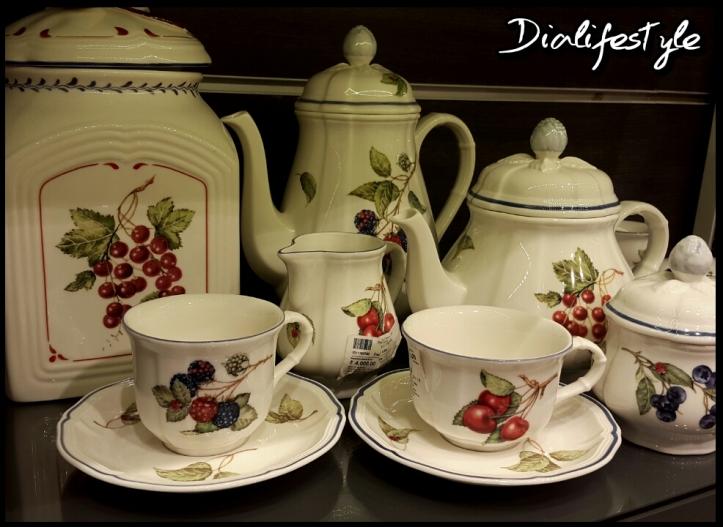 Tea with the Cherries