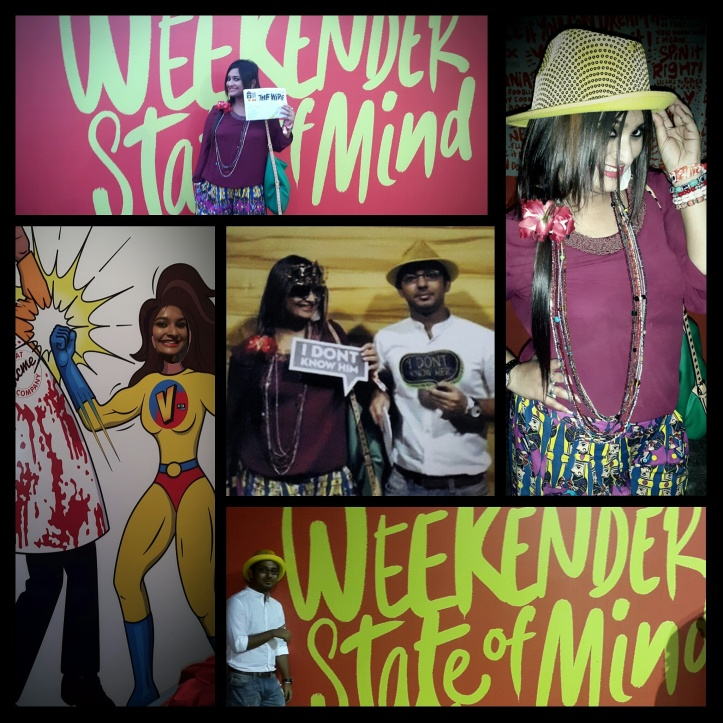 The Weekender State of Mind