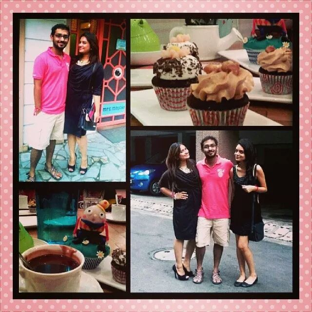 A day of Cupcakes and good times
