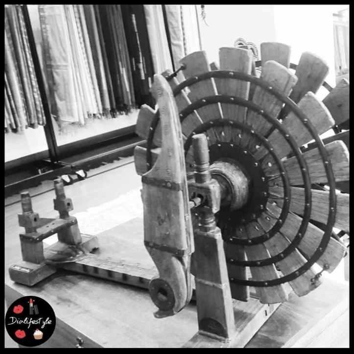Weaver's Wheel