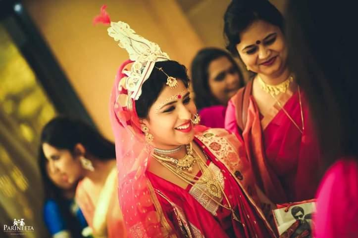 Bride: Sneha Chatterjee