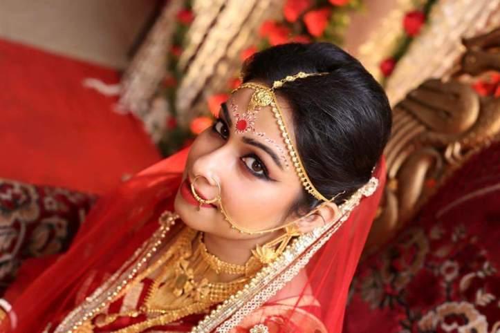Bride: Paramita Biswas