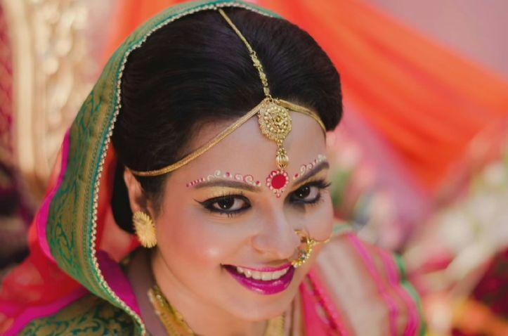 Bride: Anupriya
